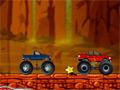 Online hra Monster Trucks Attack