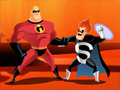 Online hra The Incredibles Save the Day