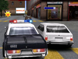 Online Game Police Pursuit