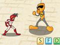 Online hra ASDF Hero