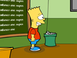Bart Simpson Saw