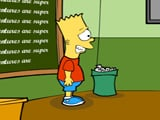 Bart Simpson Saw
