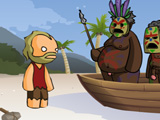 Online Game Robinson Crusoe: The Game