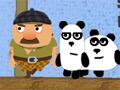 Online hra 3 Pandas