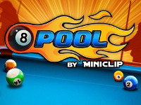 Online Game 8 Ball Pool Multiplayer