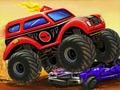 Online hra Crazy Monster Truck