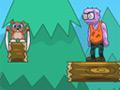 Online hra Fluffy Steel