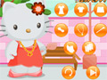 Online hra Hello Kitty Dress Up