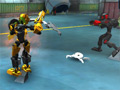 Online hra HeroFactory: Breakout