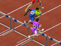 Online Game Hurdles Race
