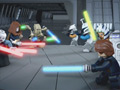 Online Game Lego Star Wars: the Quest for R2-D2