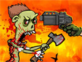Online Game Mass Mayhem - Zombie Apocalypse