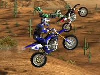Online Game Motocross Nitro