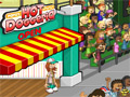 Online Game Papa's Hot Doggeria