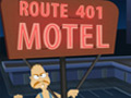 Online hra Route 401 Motel