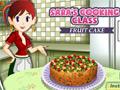 Sárino Varenie: Ovocný koláč