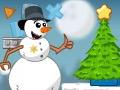 Juego en línea Snowball Siege 2