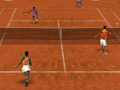 Online Game Tennis Doubles
