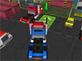 Online Game 18 Wheeler 3D