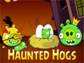 Online hra Angry Birds Haunted Hogs