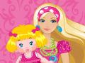 Online hra Barbie Baby Sitter