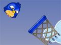 Online hra Basketbird
