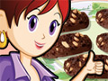 Online Game Biscotti: Sara's Cooking Class