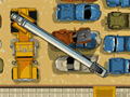 Online hra Crane Parking Mania