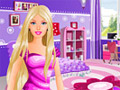 Online hra Decorate Barbies Bedroom