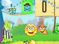 Online hra Dino Basketball