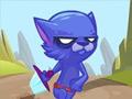 Juego en línea Gloomy Cat