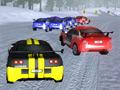 Online hra Ice Racing