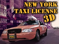Online Game New York Taxi License 3D