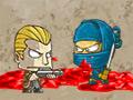 Online hra Ninja Mafia Siege 2