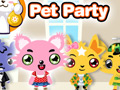 Online hra Pet Party