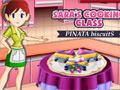 Sara's Cooking Class: Pinata Cookies