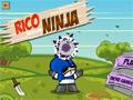 Online hra Rico Ninja