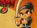 Online hra Samurai Fruit