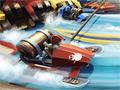 Juego en línea Slingshot Racing