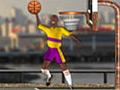 Online hra Street hoops