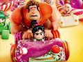 Online hra Wreck It Ralph : Sugar Rush