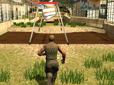 Online Game Assault Course 2