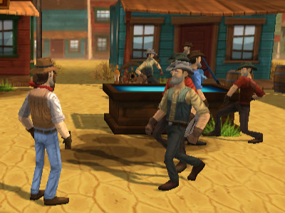 Online Game Saloon Brawl 2