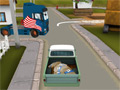 Online Game 3D American Truck