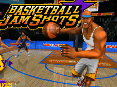 Online hra Basketball Jam Shots