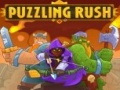 Online hra Puzzling Rush
