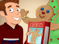 Online Game Christmas Cookie Quest