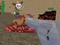 Online Game Cowboy vs Zombie