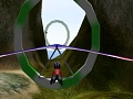 Online Game Hang Gliding Racing