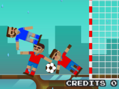 Online Game Soccer Physics